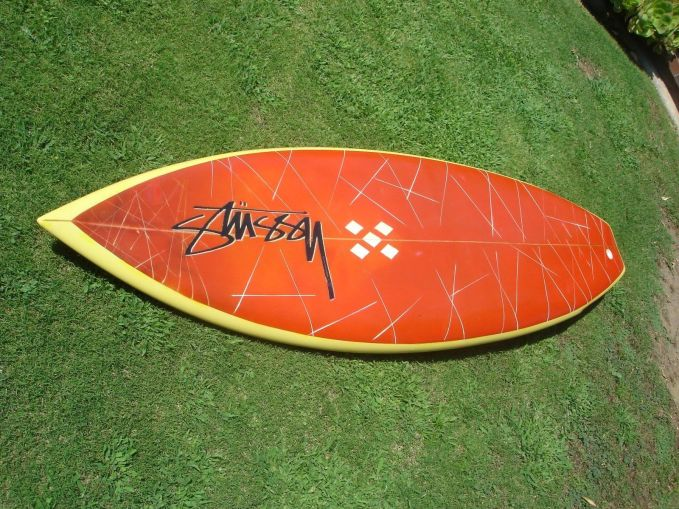 Eighties Stussy Boards QZ:3 Thruster 1
