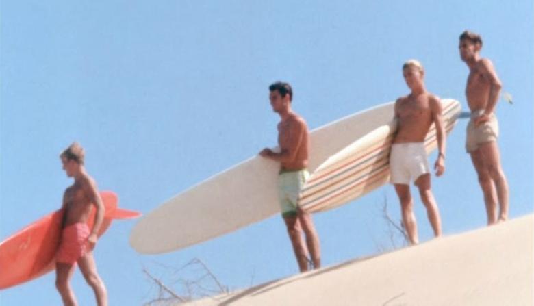 """The Endless Summer"" Mike Hynson Surfboard"