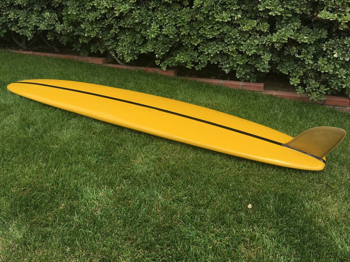 Velzy Jacobs Surfboards: Rare 1950s Longboard