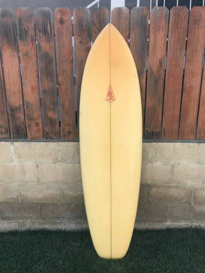 Ole Surfboards Stubby 5