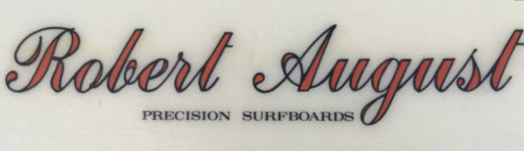 Precision Surfboards: Vintage Robert August Sting