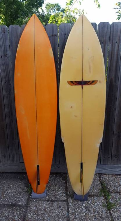 Sunset Surfboards Shrosbree 5