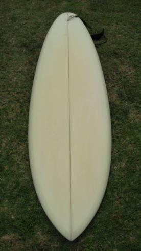 Vintage Greg Liddle Surfboard 7
