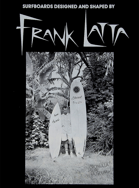 Frank Latta via Cronulla Surf Museum