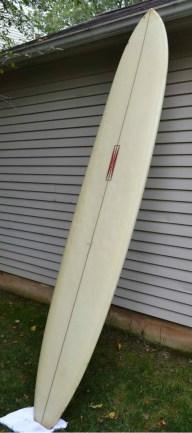 G&S Skip Frye Longboard Deck