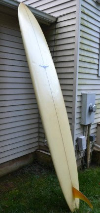 G&S Skip Frye Longboard Side