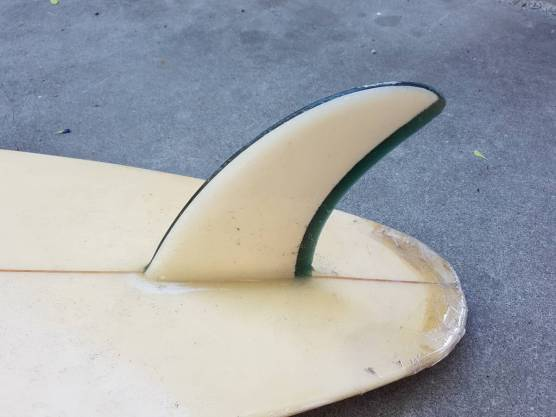 Haut Mark Angell Surfboards Seventies Single Fin 3
