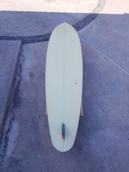 Seventies Lightning Bolt Single Fin Roy Stamm 3