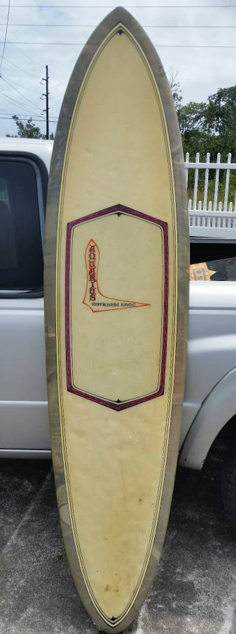 Surfboards Hawaii Aquarius