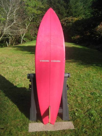 Windansea Single Fin 1970s 3