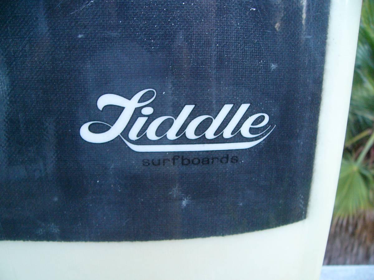 Greg Liddle Longboard