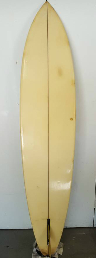 Seventies Yater Single Fin Bottom