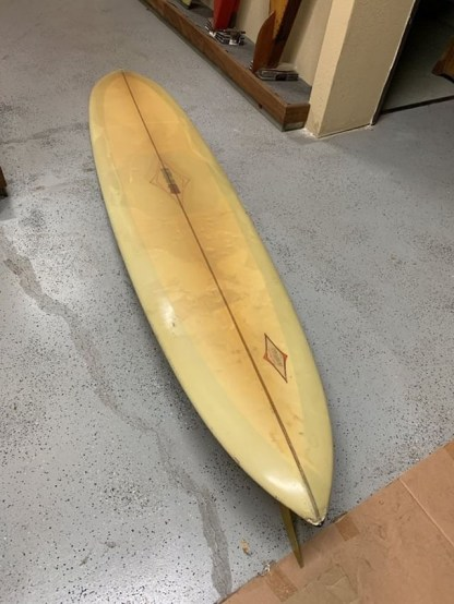 Jacobs Surfboards Donald Takayama Hawaii Model 5