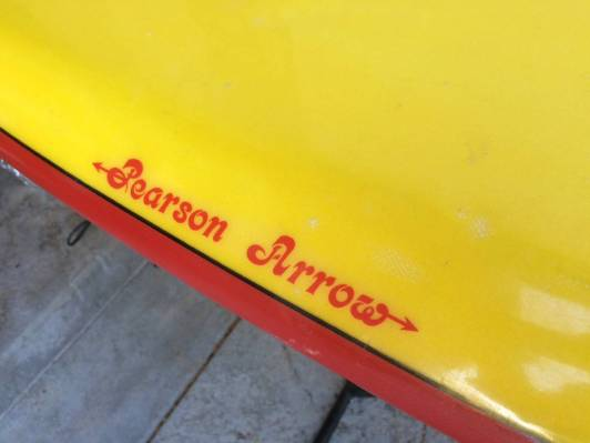 Pearson Arrow Seventies Single Fin 3