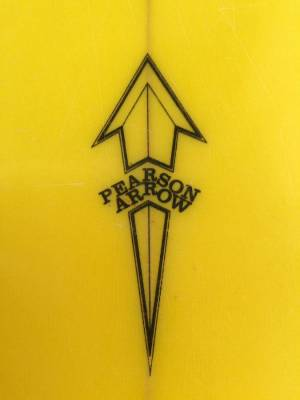 Pearson Arrow Seventies Single Fin