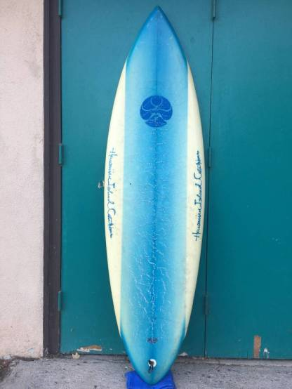 Hawaiian Island Creations Single Fin