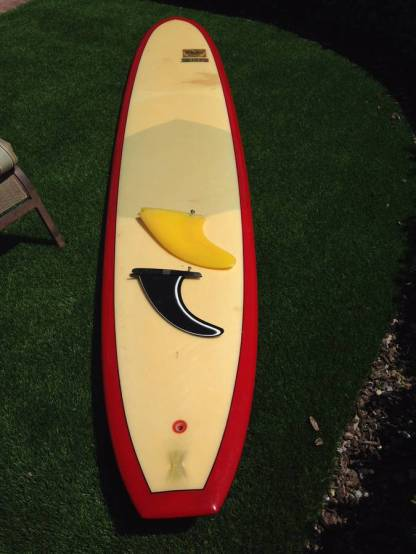 Hobie Corky Carroll Stringerless 1