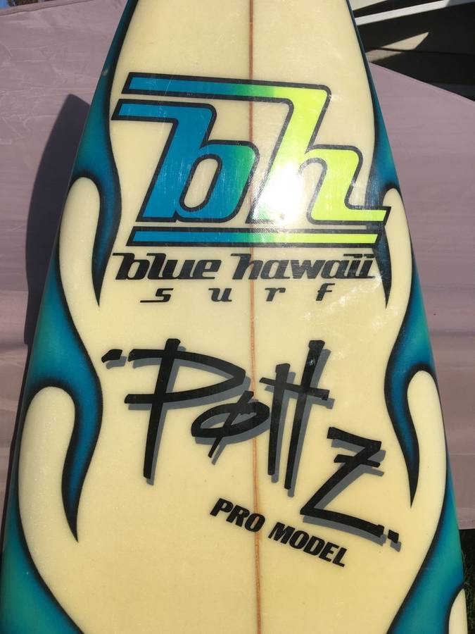 Pottz Blue Hawaii Model