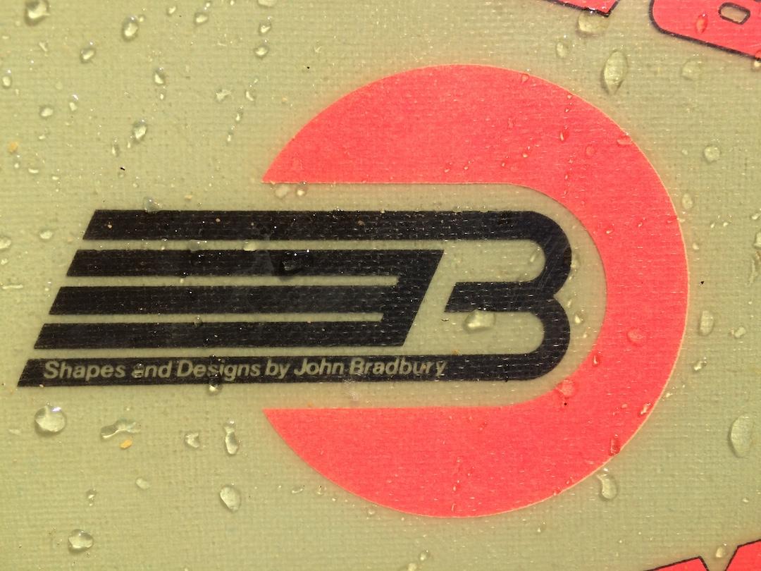 Creative Freedom John Bradbury Hydro Foam Surfboard