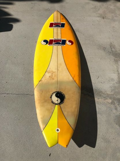 Hawaiian Pro Designs Larry Bertlemann Surfboard 2