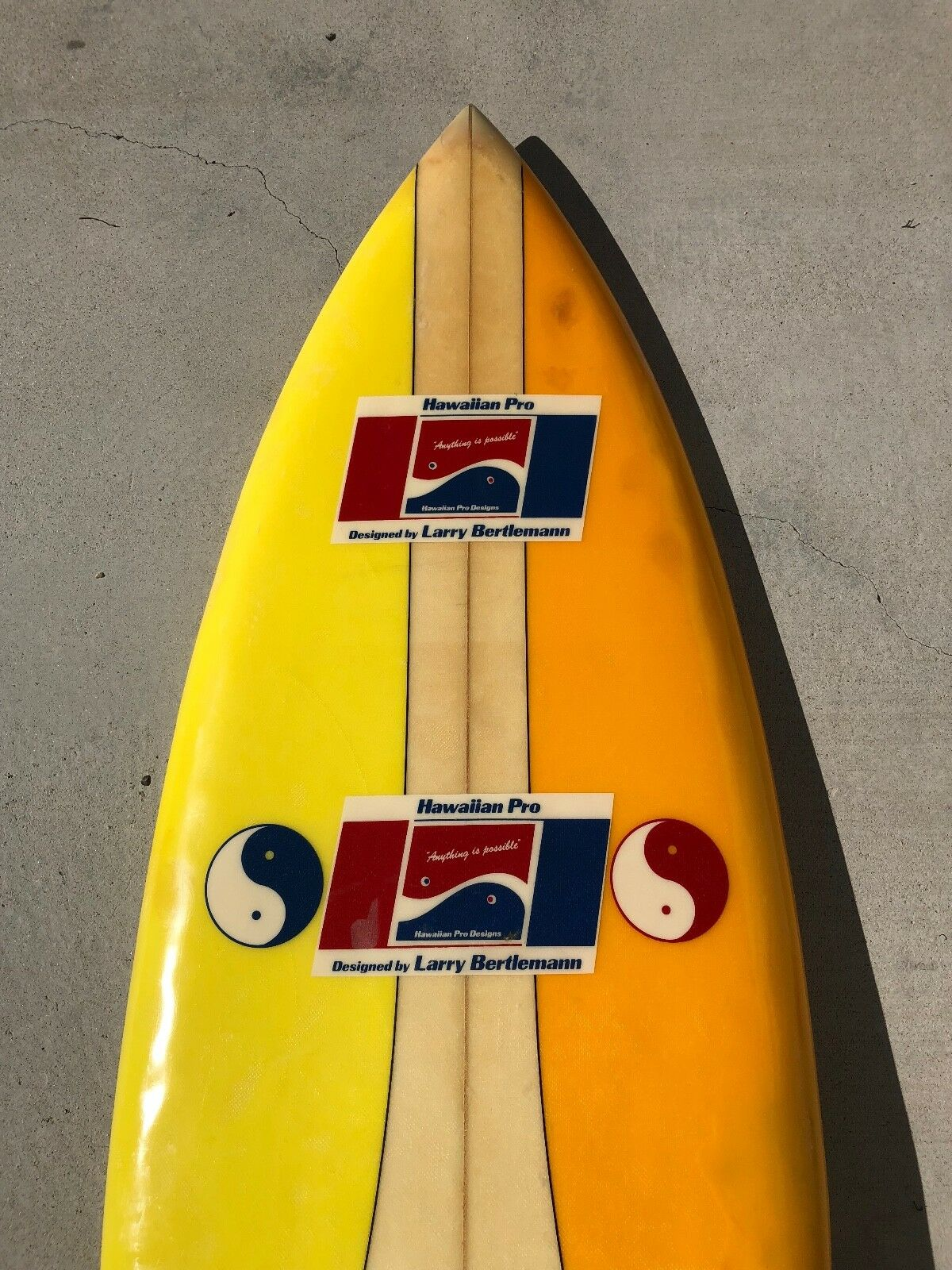 Price Checks: T&C Surf / Hawaiian Pro Designs Larry Bertlemann Surfboard