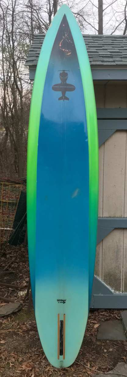 Bob Duncan Wilderness Surfboards George Greenough Designs Sailboard 1980s : 1990s 9'6 1