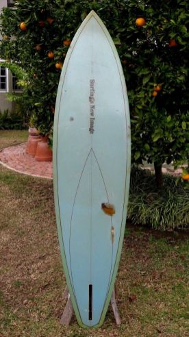 Surfing's New Image Surfboard Donald Takayama Dru Harrison 2