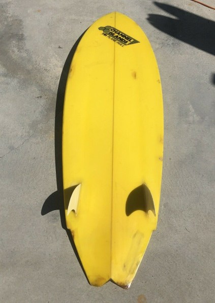 Channel Islands Al Merrick Tri Plane Hull Twin Fin 1