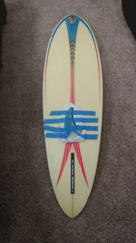 Mike Eaton Surfboards Single Fin 1