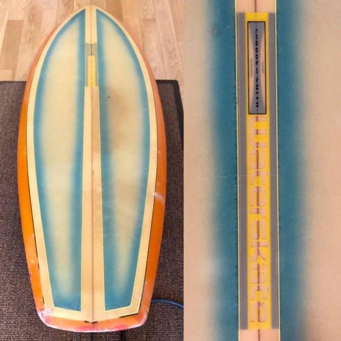 Gordon & Smith Waterskate Surfboard.JPG