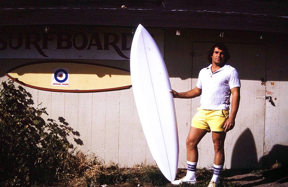 Mike Croteau Straight Up Surfboards