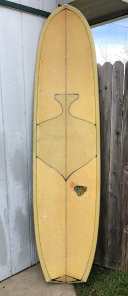 Surfboards Hawaii V Bottom
