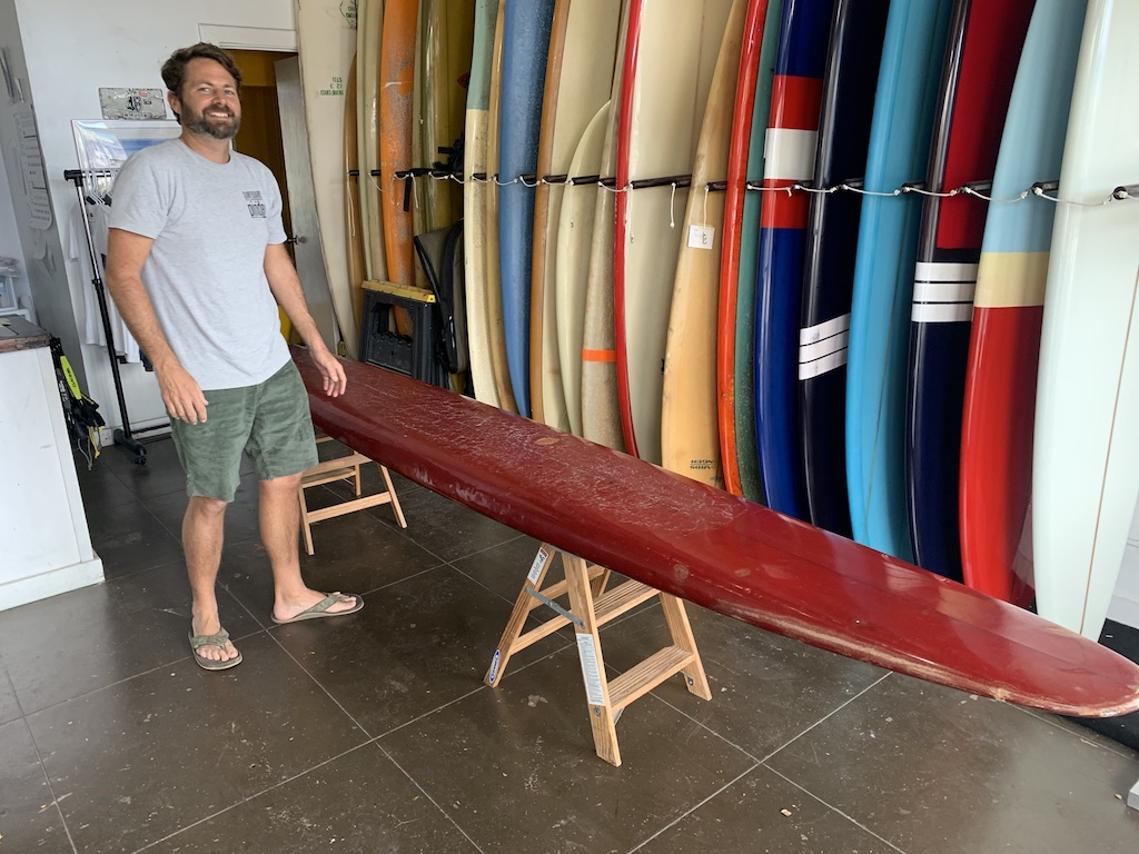 Shaper Spotlight: Surfboards by Todd Pinder