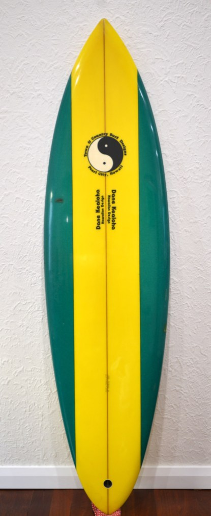 Dane-Kealoha-Surfboard-Glenn-Minami-Deck