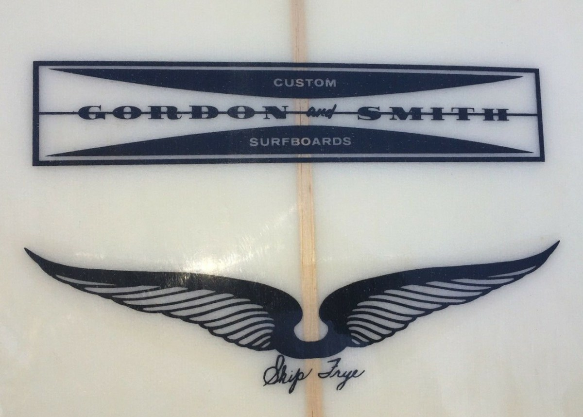 Price Checks: G&S Skip Frye Surfboard