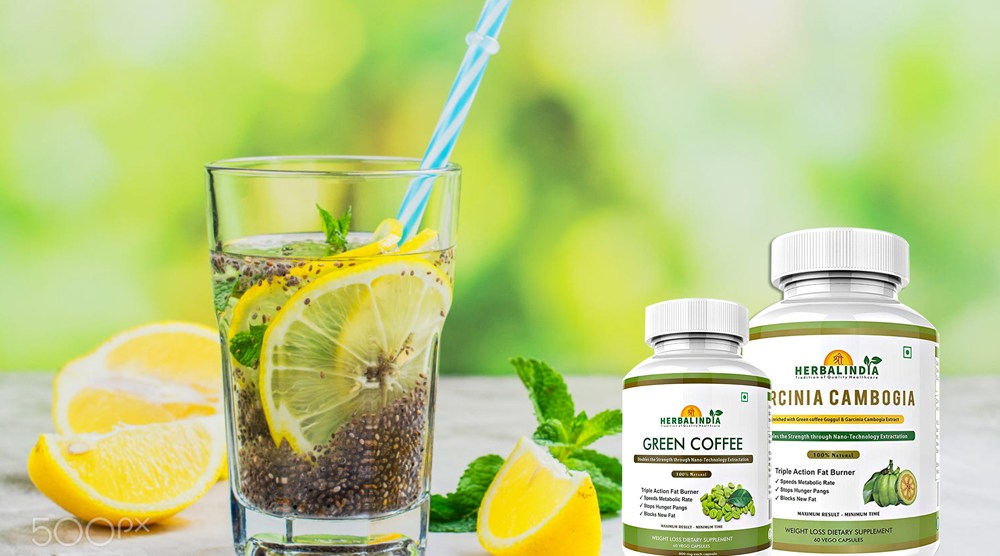 Shree Herbal India Garcinia Cambogia Extract With Green Tea