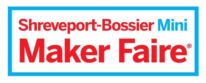 The Shreveport-Bossier Mini Maker Faire logo