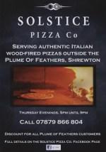 Solstice Pizza Company