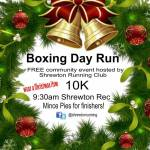 Christmas and New Year in Shrewton