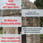 Shrewton Receational Charity AGM