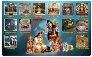 The 12 Jyotirlingas and Benefits