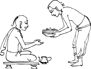 Hospitality and Treating Guests – An important Yajna