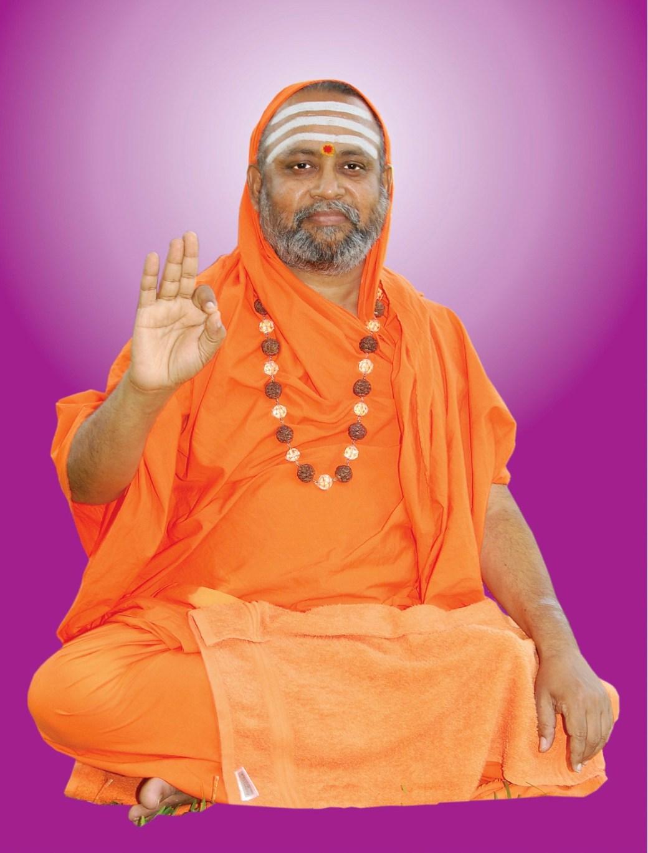 Swami H H Pujyasri Omkarananda
