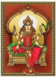 Shree Yantra Worship by Abhishegam for both Material and Spiritual Prosperity