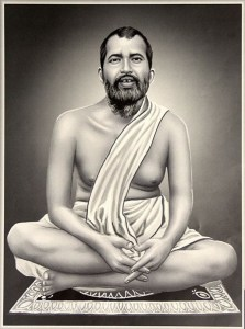 Vision of Sri Ramakrishna Paramahamsa as Sri Rama