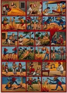 Various Narakas (Hells) as per Garuda Purana