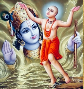 THE LIFE OF CHAITANYA MAHĀPRABHU
