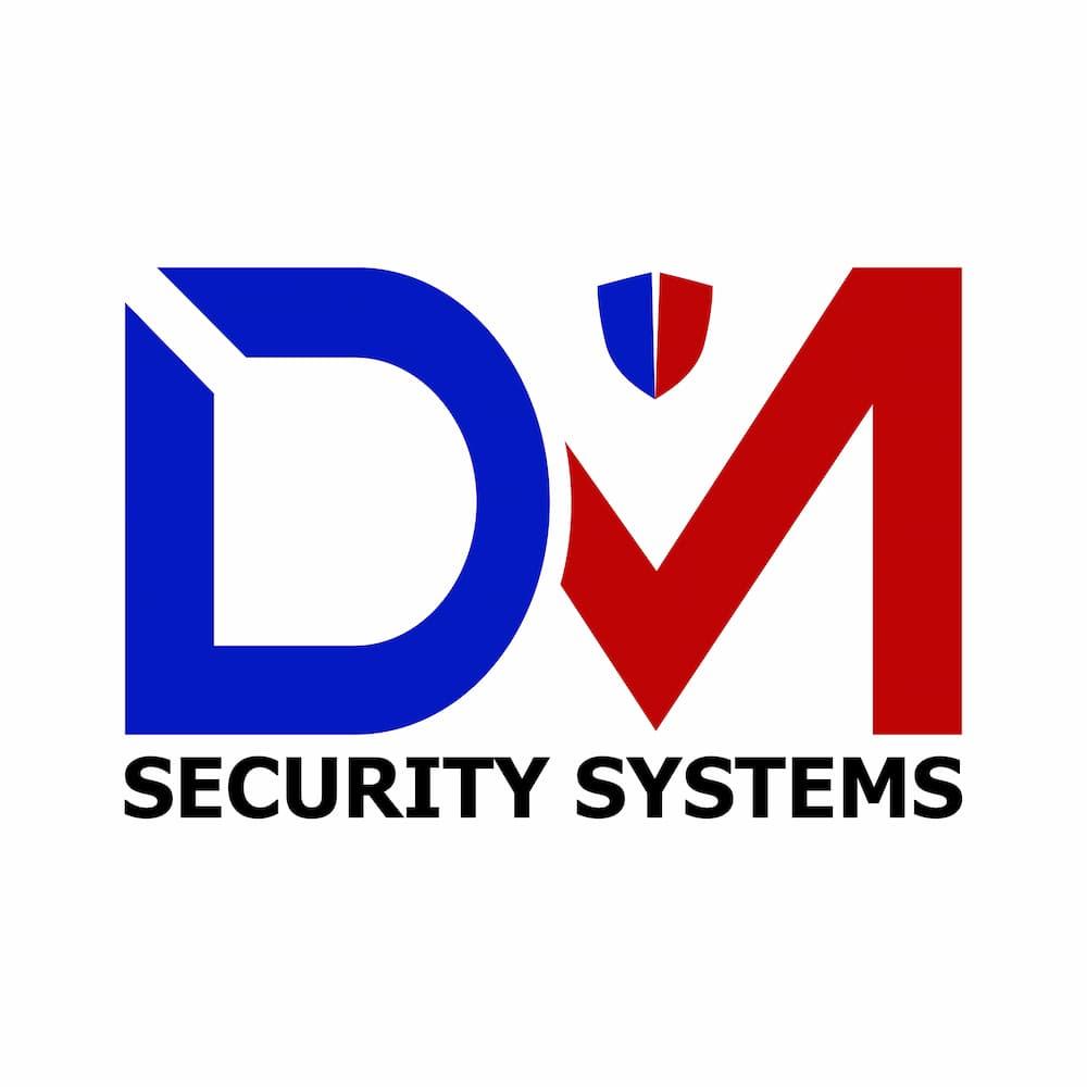 DM Security Systems Logo