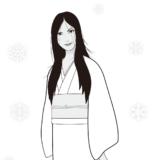 雪女(菜々緒さん)