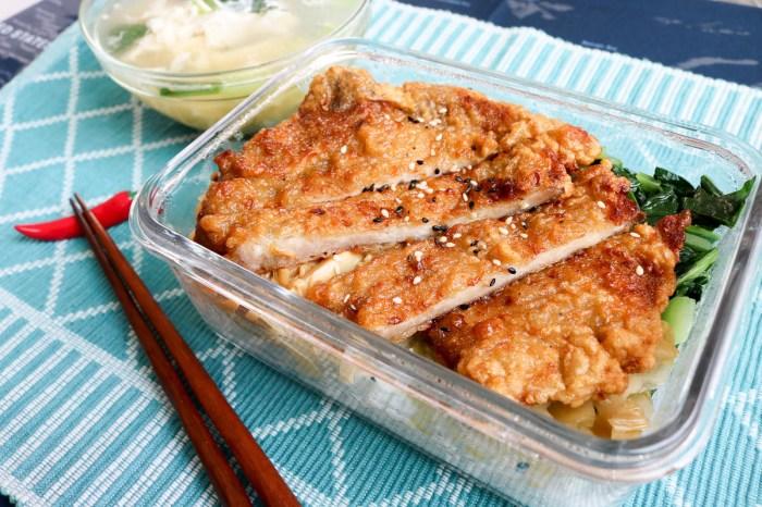 台北清香排骨王!好吃厚切排骨一排兩吃中式椒麻雞腿與蛋花湯別放過可外送